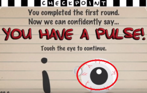 moron-test-tricky-treat-walkthrough-touch-the-eye