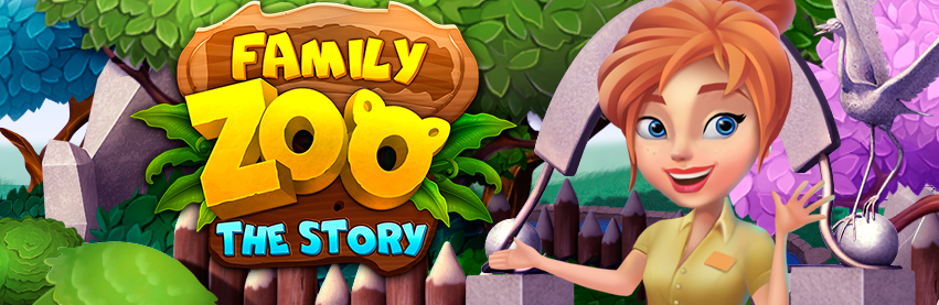 Family Zoo: The Story Level 13
