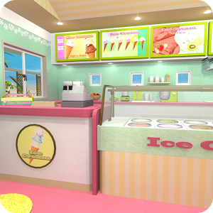 Escape The Ice Cream Parlor Walkthrough