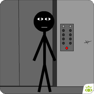 Stickman Escape Lift Walkthrough