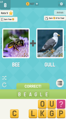 pictoword-animals-level-8-answers